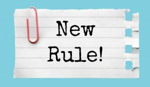 New Rule